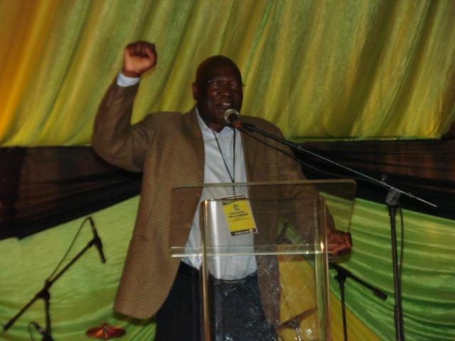 ANC fundraising